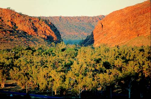 The Red Center Alice Springs
