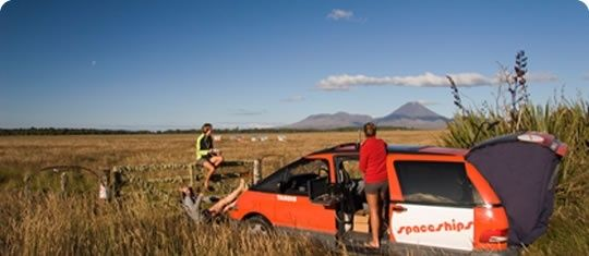 budget Campervans, rent a camper in australia,