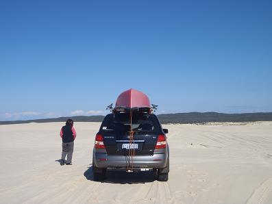 Warren River Western Australia