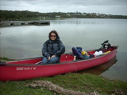 jacks big red canoe