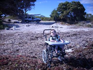 Disabled access adventures in Western Australia
